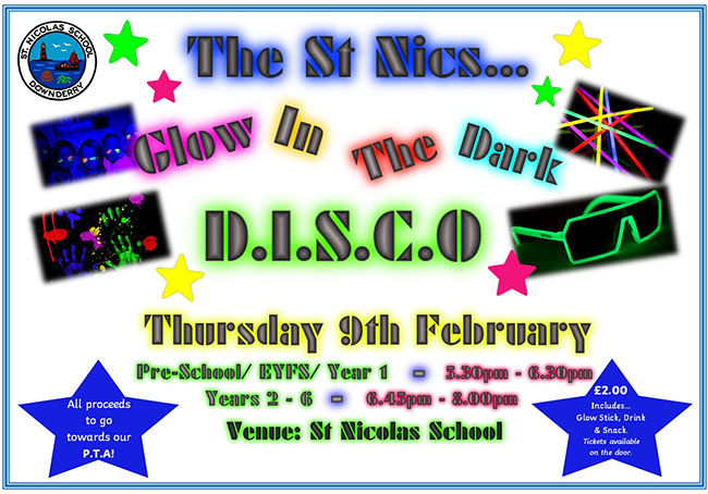 Glow In The Dark Disco past event