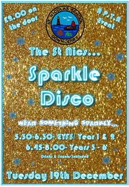 Sparkle Disco past event